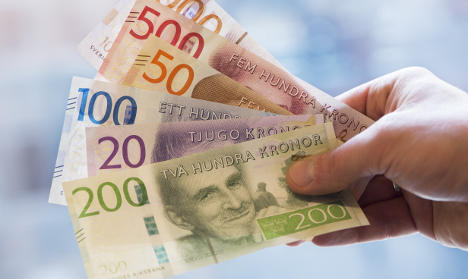 Swedes are fourth richest people in Europe