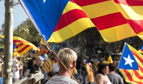 Separatists set to win a majority in Catalonia's upcoming election: poll