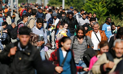 PM: EU takes 'important step' on refugees