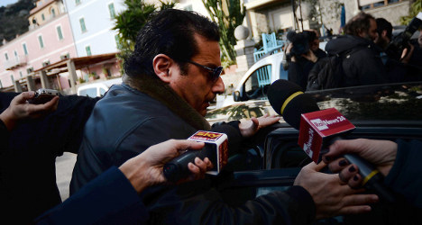 Prosecutors want more jail time for Schettino