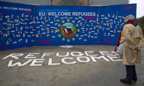 Sweden joins crunch EU refugee talks in Brussels