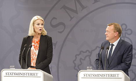 Thorning vies to lead UN agency that criticized her