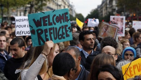 France to stump up €100 million to aid refugees