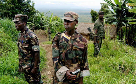 Rwandan militia leaders face jail in Germany