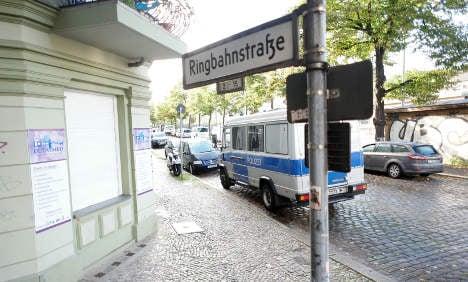 British man shot dead in popular Berlin district