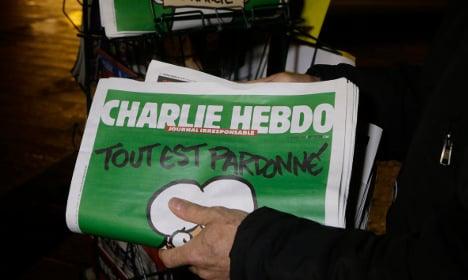 Charlie Hebdo to be translated into Swedish