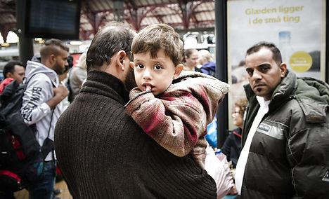 Denmark sticks to hardline refugee stance