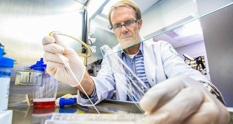 Swiss stem cell biologist named MacArthur Fellow