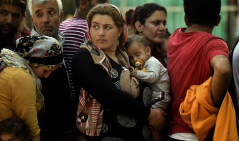 Madrid and Barcelona residents to welcome refugees into their homes
