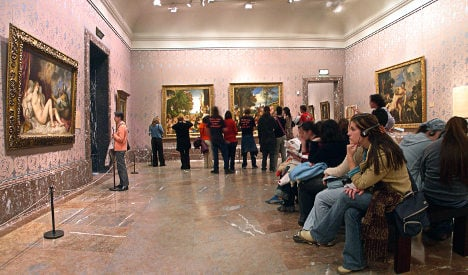 The Prado ranks above the Louvre on list of world's greatest museums