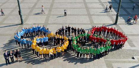 Public crosses fingers for Hamburg Olympics
