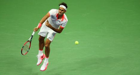 Swiss pair rolls into US Open third round