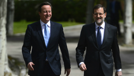 Prime ministers of UK and Spain publish joint call for EU reforms