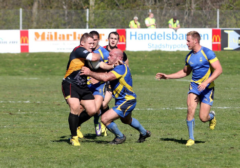 Rugby in Scandinavia: an expat love story