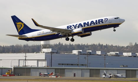Ryanair flying high in CPH despite labour battle