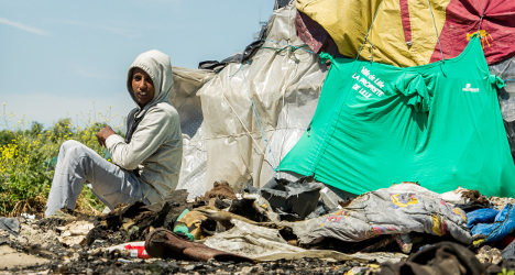Expats in Switzerland mobilize for refugees