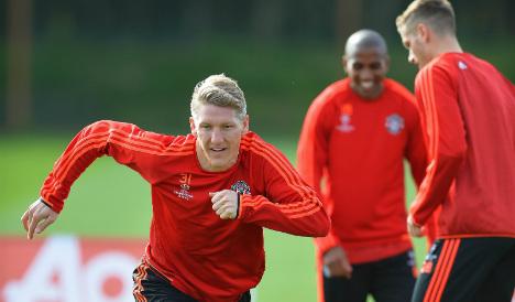 Schweini praises CL opponents Wolfsburg