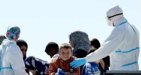 Italy saves lives as EU hosts migration meet