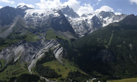 Seven climbers killed in French Alps avalanche
