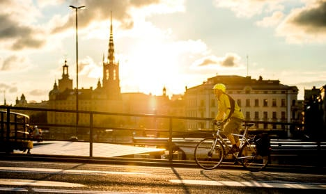 Swedish capital goes car free for the first time
