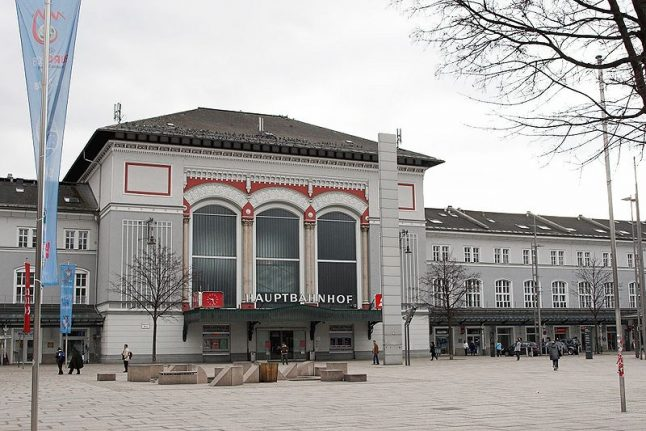 Austria mulls closure of Salzburg station