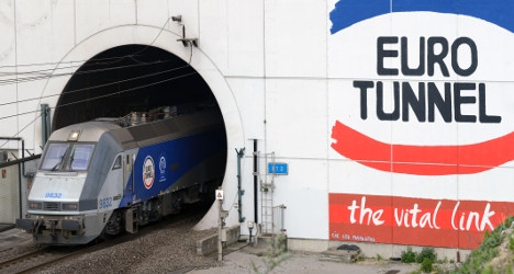 Young refugee killed by Channel Tunnel train