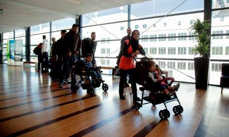 Bid to house refugees in Sweden's empty jails