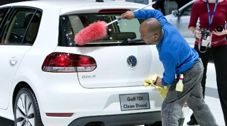 Volkswagen stocks crash amid emissions scandal