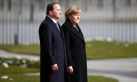 Sweden 'concerned' ahead of Germany talks