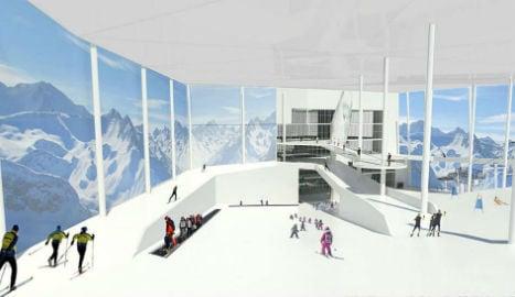 Norway kicks off world's largest indoor ski centre