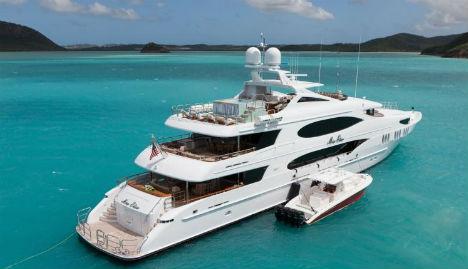 Norway Prince mum on who lent luxury yacht
