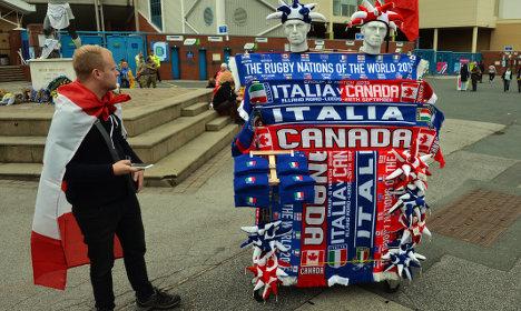 Italy sneak past Canada in tight thriller