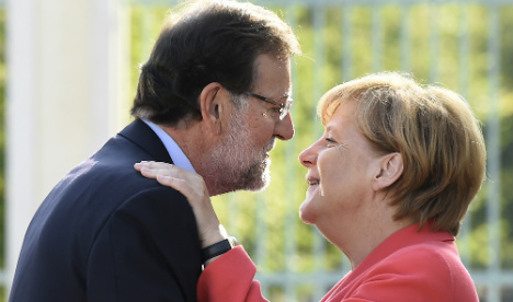 Rajoy: 'We're proud to be referred to as the Germans of the South'