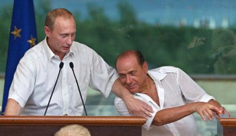 'Heartstealer' Silvio says Crimea split 'democratic'