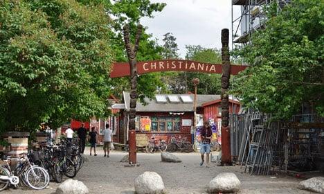 Copenhagen Police arrest 29 in Christiania