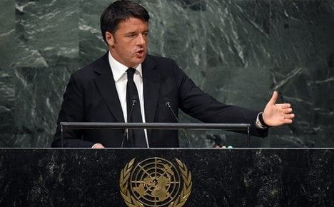 'Italy can be stronger than Germany': Renzi