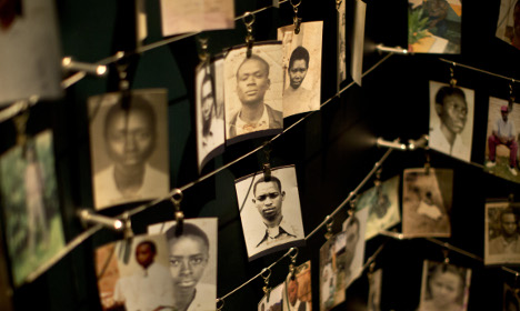 Sweden charges Rwanda genocide suspect