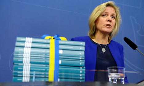 Housing gets key priority in draft Swedish budget