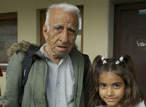 Stories of the lost in escaping from Syria