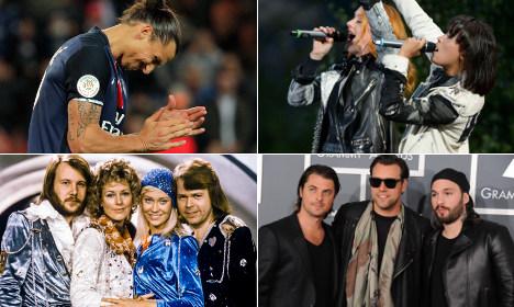 Zlatan is Sweden's most dangerous online celeb