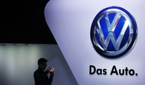VW deception menaces Germany's future