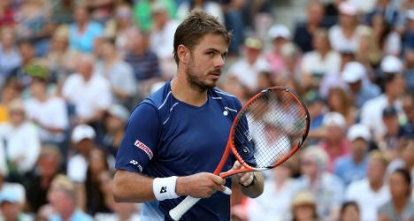 Swiss tennis stars into US Open quarterfinals