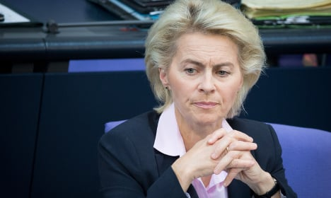 Another German minister hit by plagiarism row