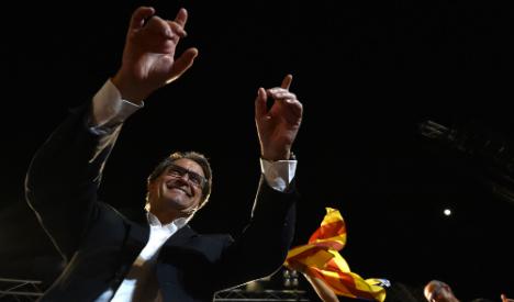 Artur Mas: How a technocrat was transformed into a patriotic leader