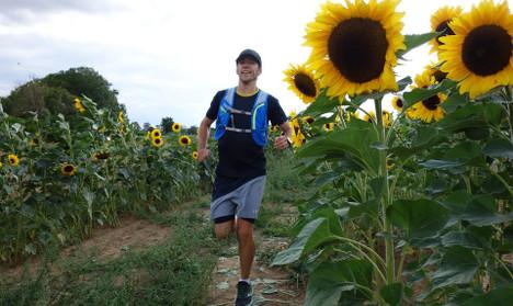 Germany's Florian Reus wins Spartathlon