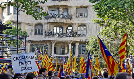 What would change if Catalonia declared independence from Spain?