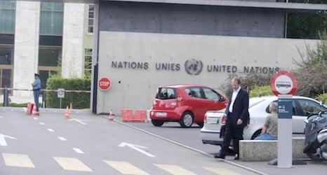 Geneva efforts continue on Syrian peace talks