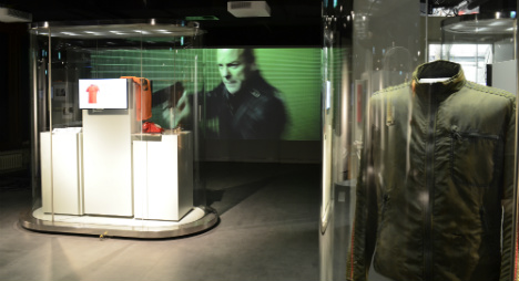 Berlin museum brings spies in from the cold