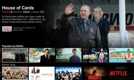 Danes pay world's highest Netflix price