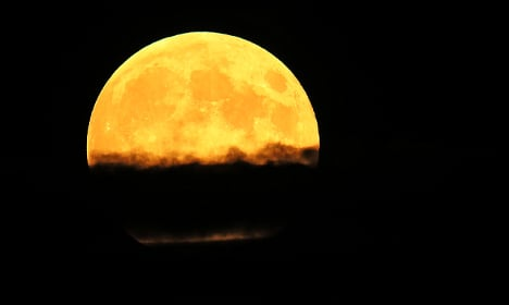 Why you should stay up for Sweden's supermoon